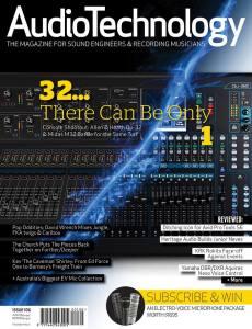 Audio Technology Magazine - Cover of the magazine